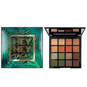 L.A. Girl Under The Palm 16 Color Eyeshadow